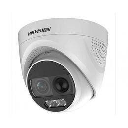 Готовые комплекты - Видеокамера IP HikVision DS-2CE72DFT-PIRXOF28, 0