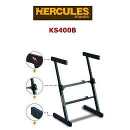 Клавишные инструменты - Hercules KS400B Стойка для клавишных, Z-тип, 0