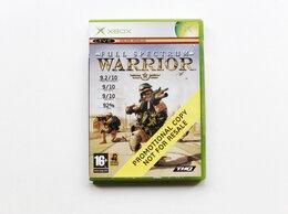 Игры для приставок и ПК - Игра Full Spectrum Warrior для Xbox Original, 0