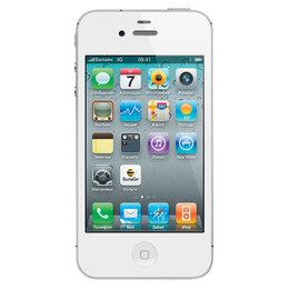 Мобильные телефоны - 🍏 iPhone 4S 32Gb белый, 0