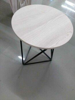 Столы и столики - Столик журнальный в стиле Лофт, 0
