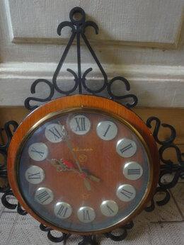 Часы настенные - часы янтарь  ссср, 0