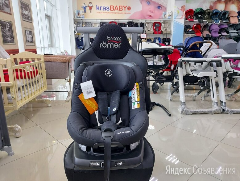 Детское Автокресло Maxi-Cosi AXISSFIX (0-18 кг) по цене 48900₽ - Автокресла, фото 0