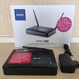 Оборудование Wi-Fi и Bluetooth - Роутер Zyxel Keenetic Viva (Rev.A), 0