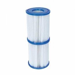 """Фильтры, насосы и хлоргенераторы - Картридж """"II"""" (блок из 2 шт) для фильтра-насоса…, 0"""