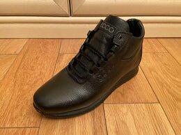 Ботинки - ECCO ботинки зимние мужские, 0