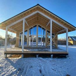 Готовые строения - Дома, бани, бытовки и гаражи из СИП панелей и каркасно- панельные., 0