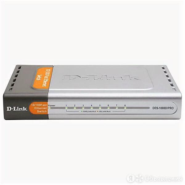 Коммутатор D-link DES-1008D/PRO по цене 1550₽ - Конструкторы, фото 0