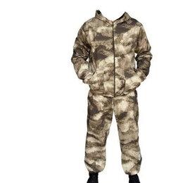Одежда и обувь - Маскировочный костюм серый мох. , 0