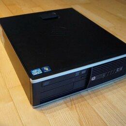 Настольные компьютеры - Брендовый системник HP-8200 Pro на базе Core i5 , 0