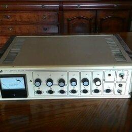 Усилители и ресиверы - Трансляционный усилитель У-100, 0