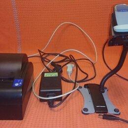 Принтеры чеков, этикеток, штрих-кодов - Принтер чеков, этикеток, документов, термопринтер Атол FPrint 55, 0