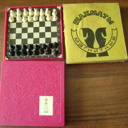 Настольные игры - Карманные магнитные шахматы, 0
