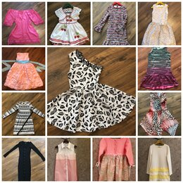 Платья и сарафаны - Много платьев на девочку, 0