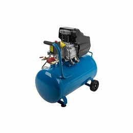 Воздушные компрессоры - Компрессор воздушный аналог ремеза 50 л 336 л/мин, 0