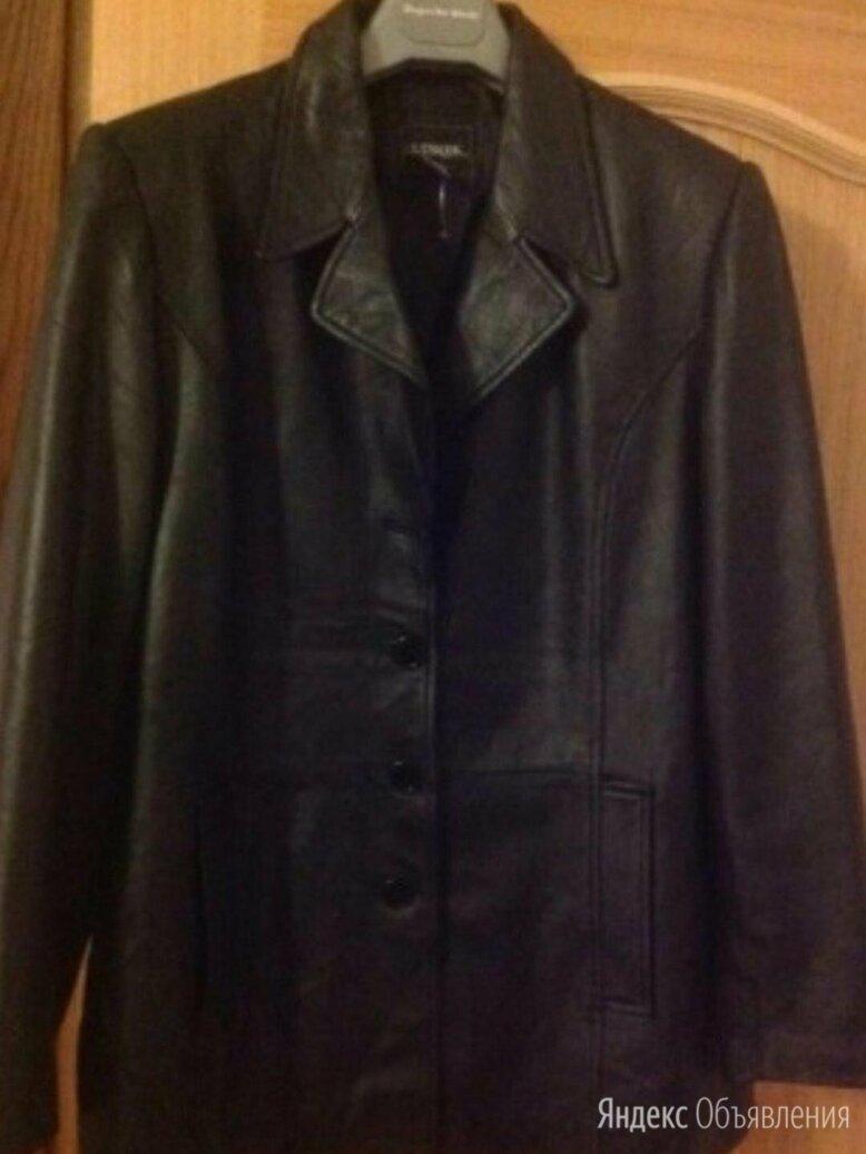 Куртка из натуральной кожи по цене 4500₽ - Куртки, фото 0