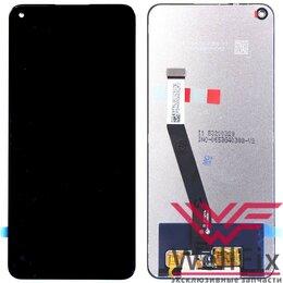 Дисплеи и тачскрины - Дисплей для Xiaomi Redmi Note 9 в сборе черный, 0
