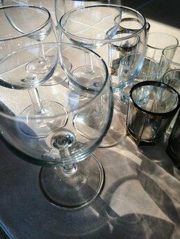 Бокалы и стаканы - Посуда , 0