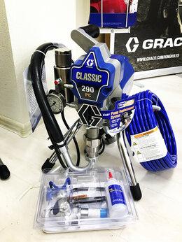 Малярные установки и аксессуары - Окрасочное оборудование GRACO 290 CLASSIC, 0