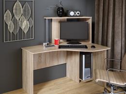 Компьютерные и письменные столы - Компьютерный стол КС-1200 угловой, 0