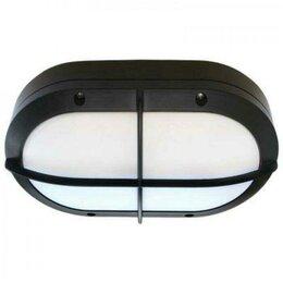 Настенно-потолочные светильники - Накладной светильник Ecola GX53 LED B4148S Овал, 0