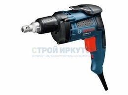 Шуруповерты - Сетевой шуруповерт Bosch GSR 6-45 TE (0601445100), 0