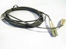 Кабели и разъемы - Кабель патч-корд оптический HP 191117-005 MM LC-LC, 0