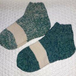 Колготки и носки - Носки вязаные. Шерсть-90%. Разм.24(на 37), 24,5(на 38), 0