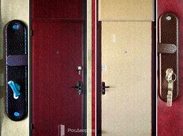 Входные двери - Дверь входная металлическая под высокий дверной…, 0