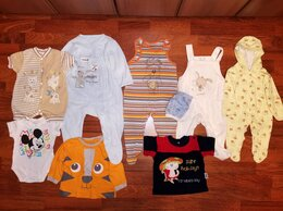 Ползунки - Пакет одежды на мальчика 3-9 месяцев, 0