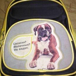 Рюкзаки, ранцы, сумки - Школьный ранец, 0