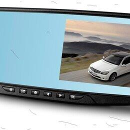 Видеорегистраторы - Зеркало-Видеорегистратор/1080р/Full HD, 0
