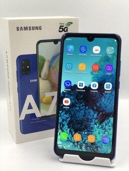 Мобильные телефоны - Samsung galaxy A 71, 0