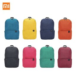 Рюкзаки - Рюкзак Xiaomi Mi Colorful Mini, серый, 0