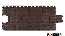 Фасадные панели - Фасадные панели FineBer Дачный Доломит, 0