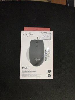Мыши - Мышь проводная Vixion M20, 0