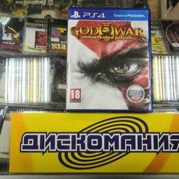 Игры для приставок и ПК - God of War 3 (PS4), 0