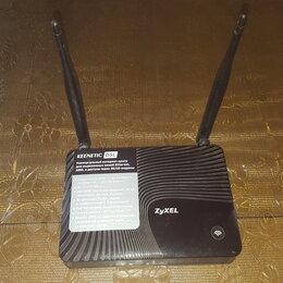 3G,4G, LTE и ADSL модемы - WI-FI Роутер KEENETIC ZyXEL ., 0