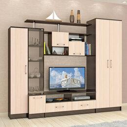 Шкафы, стенки, гарнитуры - Гостиная Оскар-5 , 0