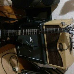 Электрогитары и бас-гитары - Продаю две гитары- B.C.RiCH(Япония)и гитара Robin USA, 0