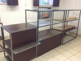 Витрины - Торговое оборудование для кафе, бара, пекарни и пр, 0