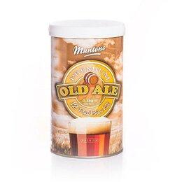 Ингредиенты для приготовления напитков - Экстракт солодовый MUNTONS Old Ale, 0