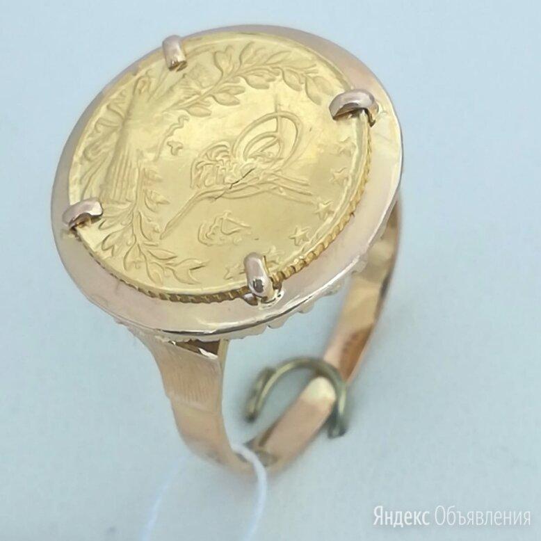 кольцо / размер 17,5 / 5,96г / золото 750 по цене 33370₽ - Кольца и перстни, фото 0