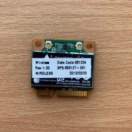 Оборудование Wi-Fi и Bluetooth - WiFi-Bluetooth модуль Atheros AR5B195, 0