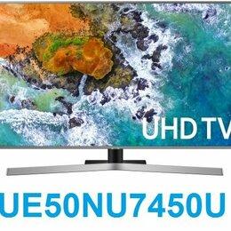 "Телевизоры - 50"" LED 4K Smart TV Samsung UE50NU7450U 1800 PQI , 0"