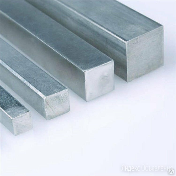 Шпоночная сталь 8х7х1000 ст.45 по цене 284₽ - Металлопрокат, фото 0