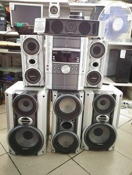 Музыкальные центры,  магнитофоны, магнитолы - Музыкальный центр Panasonic SA-VK825D , 0
