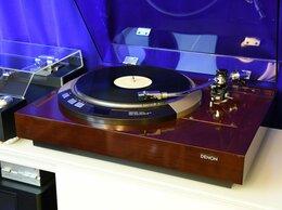 Проигрыватели виниловых дисков - Проигрыватель винила Denon DP-75, 0