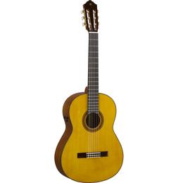 Акустические и классические гитары - Yamaha CG-TA Гитара трансакустическая…, 0