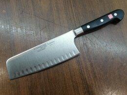 Ножи кухонные - Нож шеф лезвие 17 см. китайская форма Burgvogel, 0